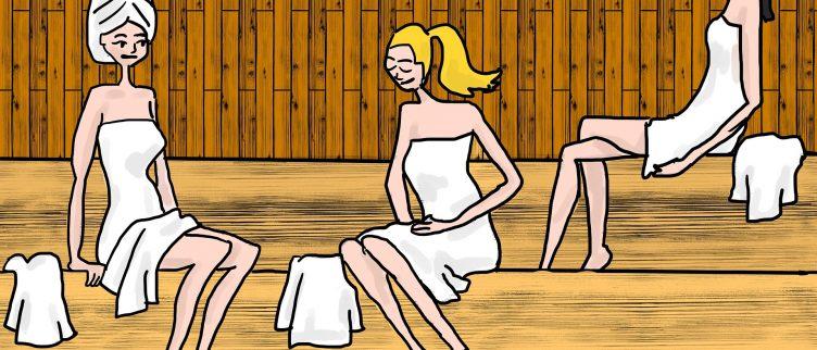 Top 10 sauna's in Brabant